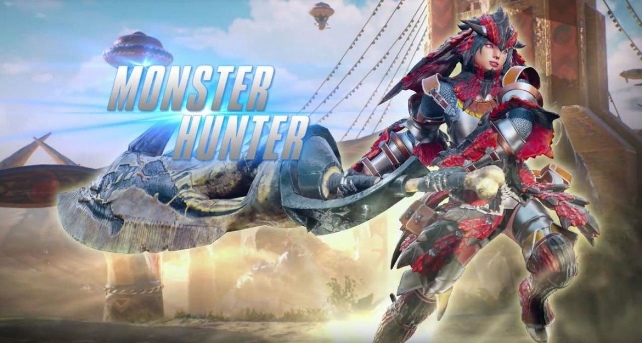 Marvel Vs Capcom Infinite : Monster Hunter dévoilé